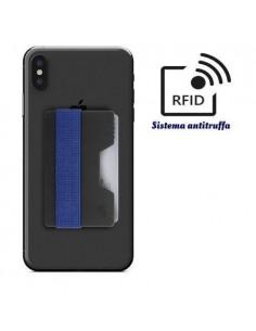 PORTACARD IN PLASTICA PROTEZIONE RFID