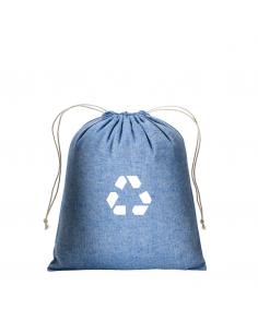 Sacchetto regalo in cotone riciclato 150 gr