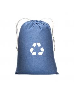 Sacchetto in cotone riciclato 150 gr