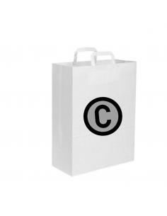 Shopper in carta cm 32x43x17
