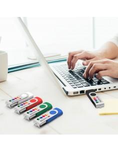 USB STICK TWISTER
