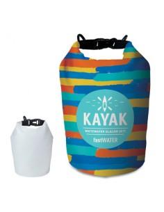 Borsa waterproof da 5,8 litri in full colore