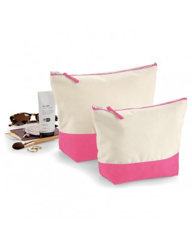 Beauty Case in 100% cotone canvas