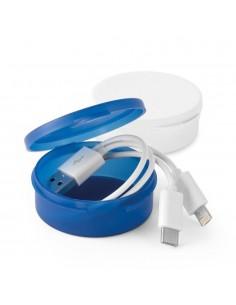 CAVO USB 3 IN 1 IN ABS E PVC